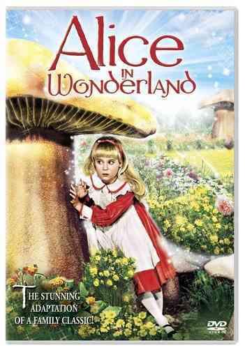 ALICE IN WONDERLAND BY GREGORY,NATALIE (DVD)